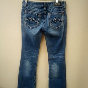 Miss Me Bootcut Size 31 Jeans